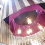 住江織物の展示演出照明