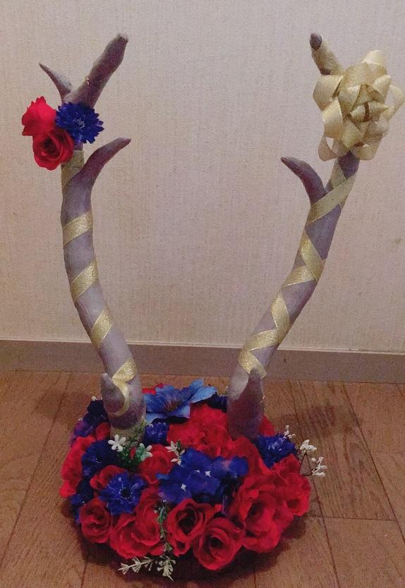 3-2ツノ装飾