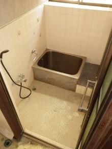 浴室工事 施工前