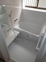 浴室工事 施工後