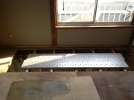 狭小住宅への採光とペットとの共生 東京都 和室解体中