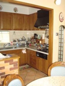 2×4住宅 1階全面改装 キッチン 施工前