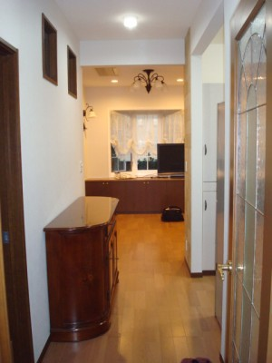 2×4住宅 1階全面改装 リビング 施工後