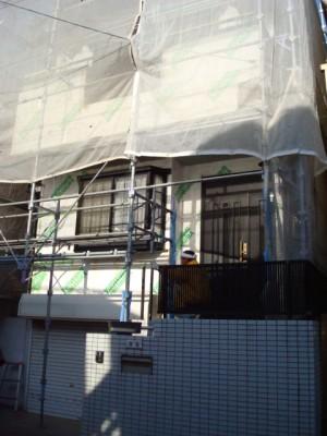 リクシルでお家の顔をイメージチェンジ 市川市 サッシ交換 施工前