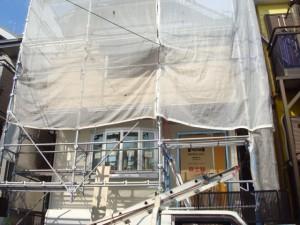 リクシルでお家の顔をイメージチェンジ 市川市 サッシ交換 施工後