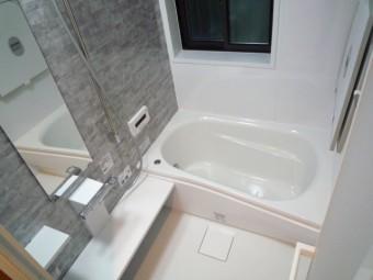 浴室TOTOサザナに交換後