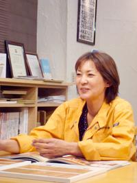 市川店 店長 伊藤 圭子