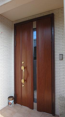 断熱 玄関ドア