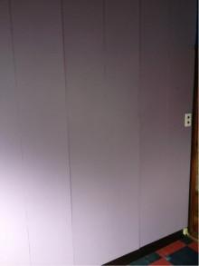 お部屋を広く使える間仕切り壁撤去工事 市川市 解体前