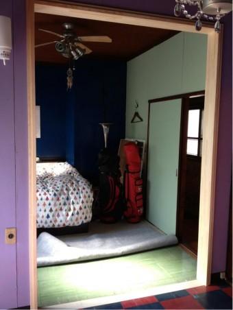 お部屋を広く使える間仕切り壁撤去工事 市川市 工事後